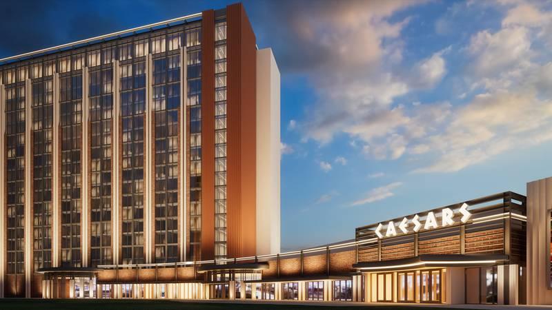 Caesars Casino Danville Renderings