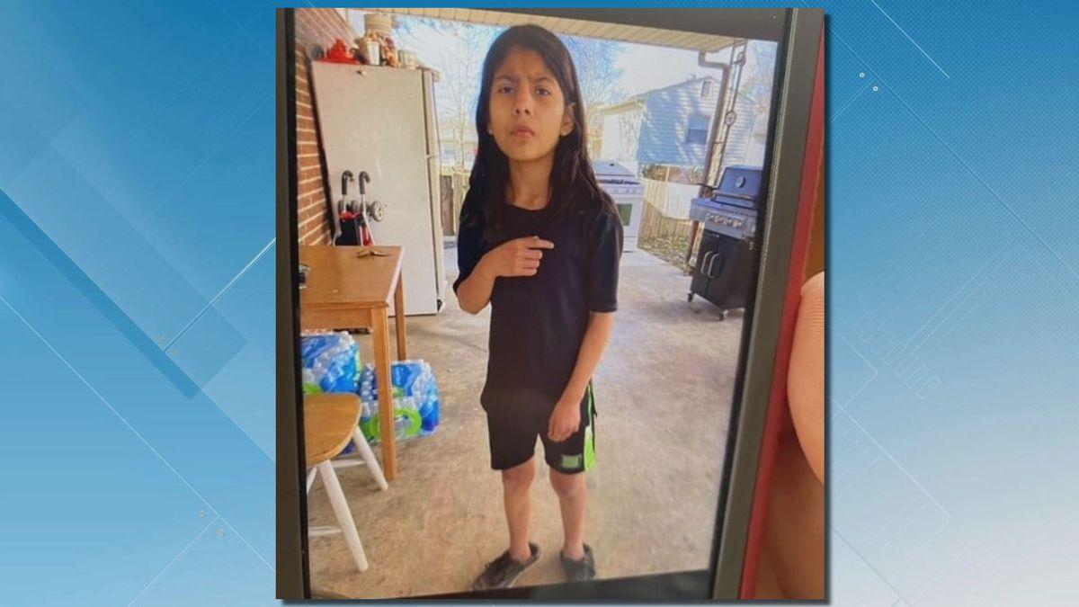 Danville Police say Perla Mendosa, 13, was last seen around 9 p.m. Thursday.