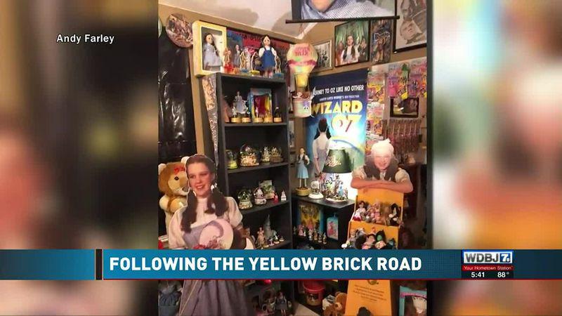 A Look At Wizard Of Oz Collection Blacksburg