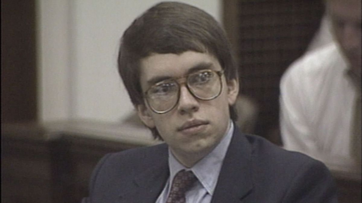 Jens Soering in 1990