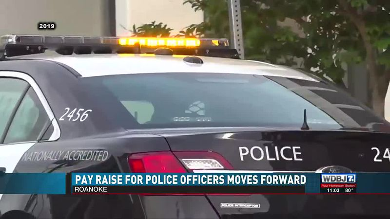 Raise For Roanoke Police