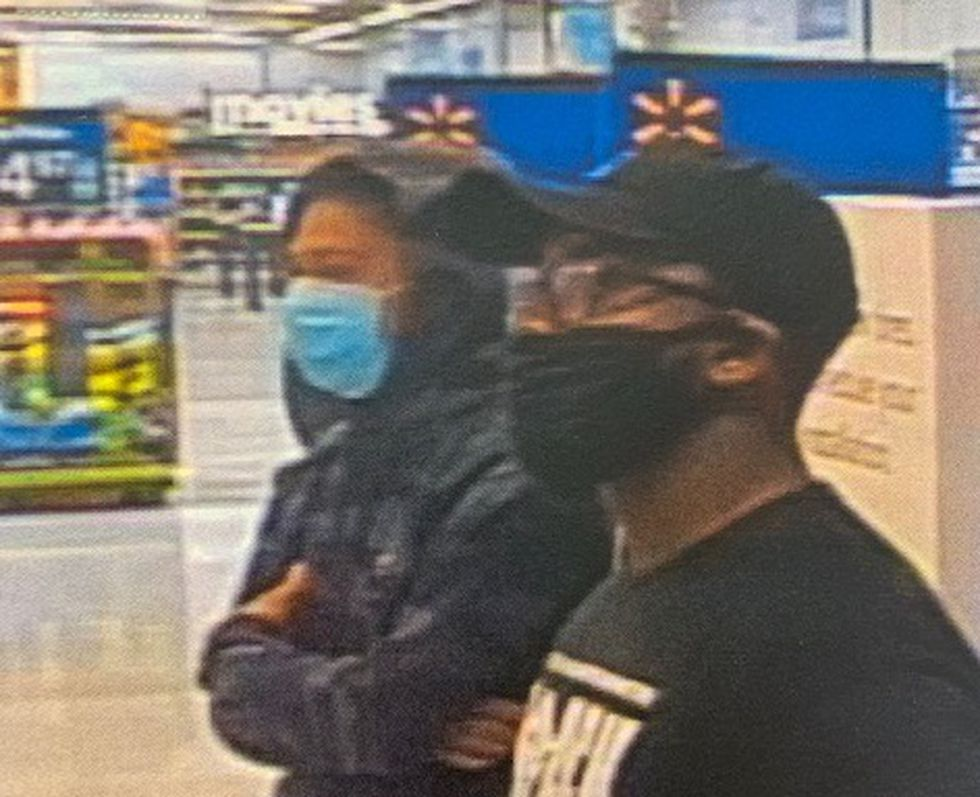 The Appomattax County Sheriff's Office is looking for these persons of interest in connection...