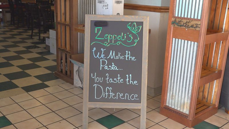 This week marks one year since Zeppoli's Rerstaurant and Wine Shop had to shut its doors to...