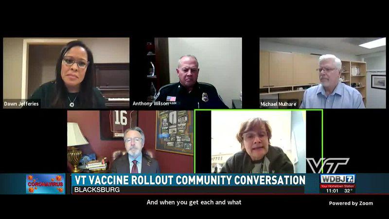 VT Vaccine Rollout