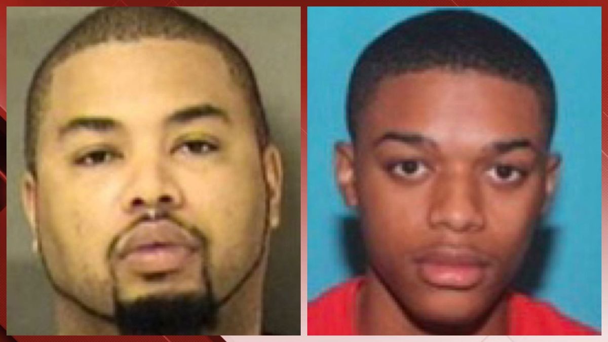 Both children have been found, canceling the Amber Alerts. The search continues for the alleged abductor.