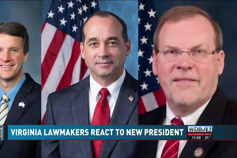 Lawmakers React