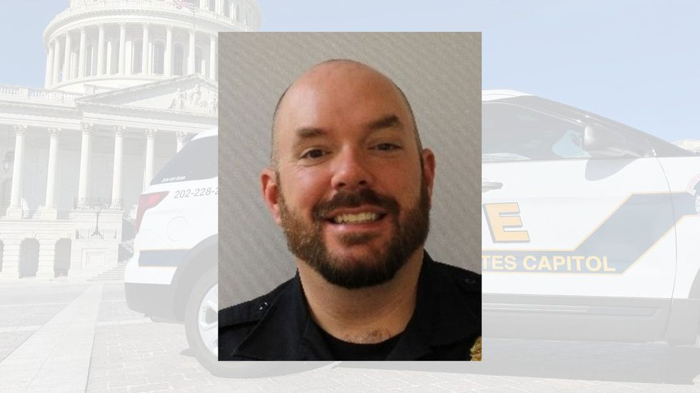 Virginia flags ordered at half-staff in honor of Capitol Police officer