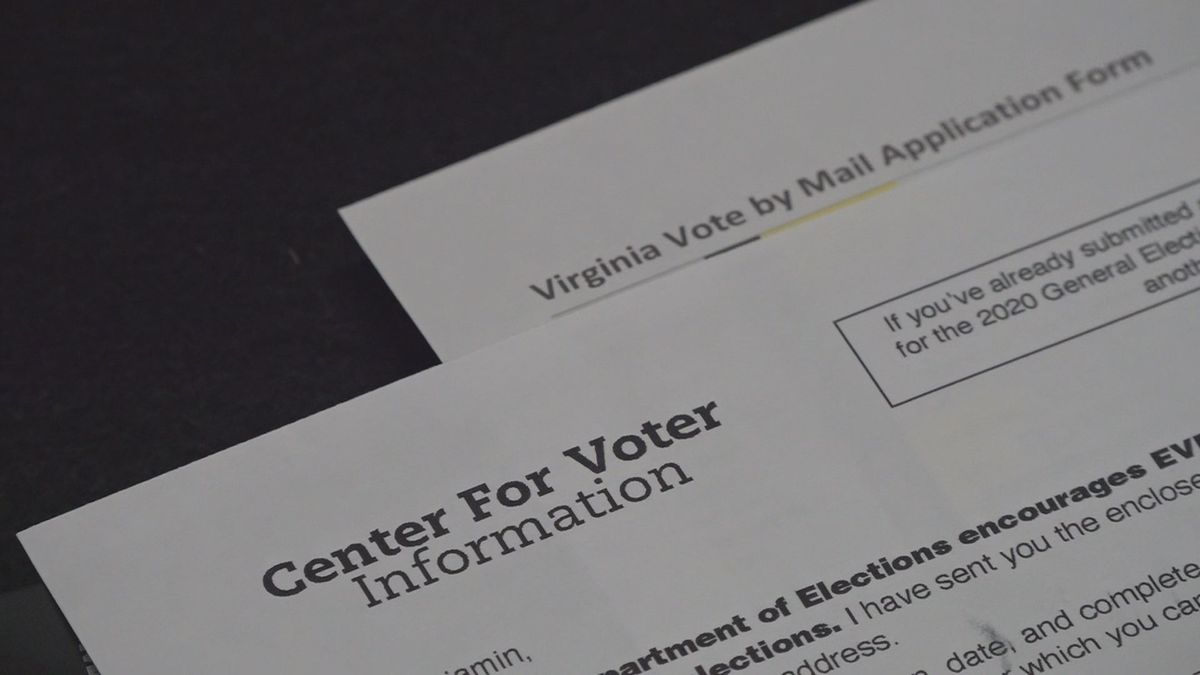 Local election officials field hundreds of calls after an outside group mails thousands of unsolicited absentee ballot applications with the wrong return address.