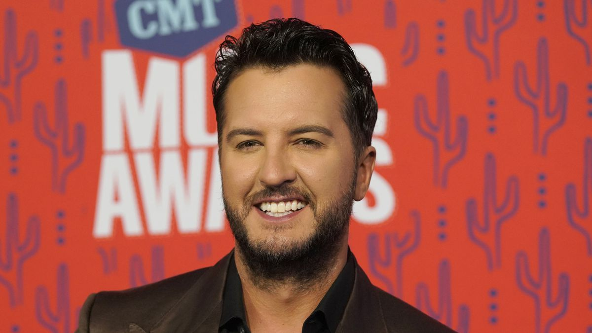 In this June 5, 2019 file photo, Luke Bryan arrives at the CMT Music Awards at the Bridgestone...