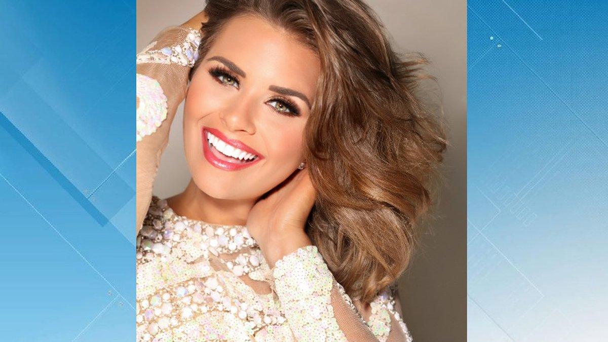Miss Virginia 2021 Tatum Sheppard