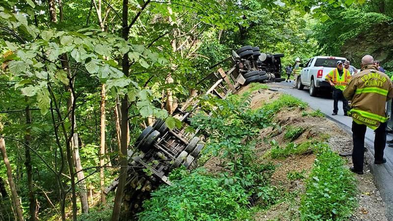 Adney Gap Road-Callaway Crash