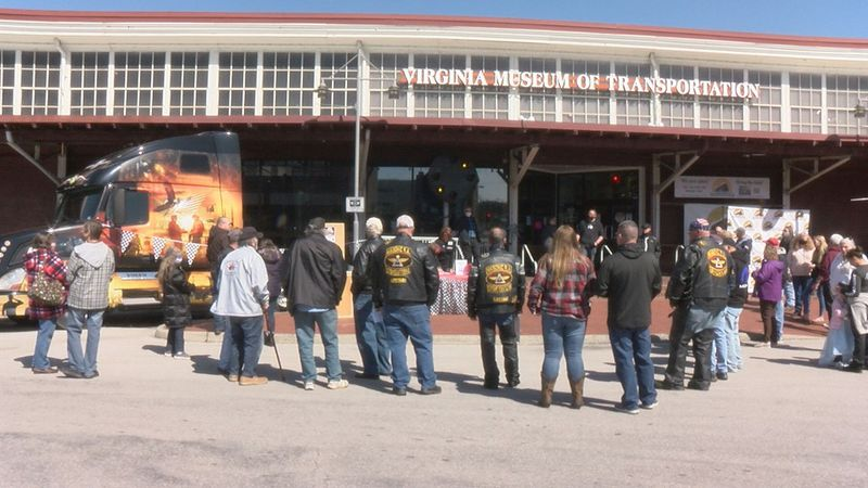 Folks from the motorcycle and automotive communities came out for VMT's Spring Fling Poker Run.