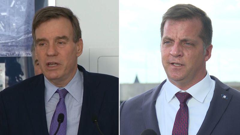 Republican Daniel Gade is challenging Democratic incumbent Sen. Mark Warner in this year's...