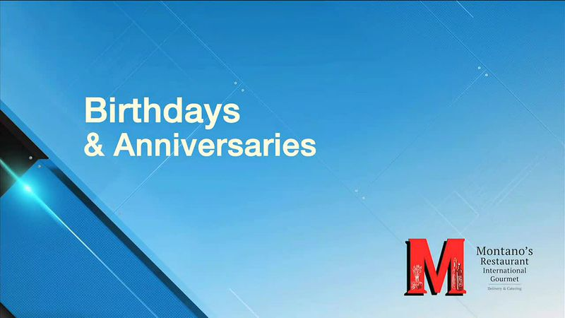 Birthdays and Anniversaries for April 20, 2021