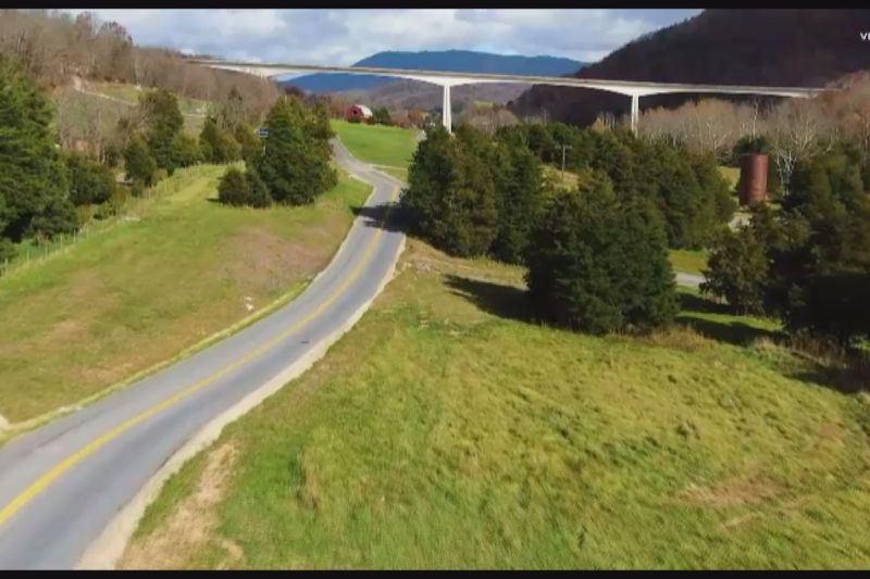 The Virginia Tech Transportation Institute has just unveiled a rural test track to help...