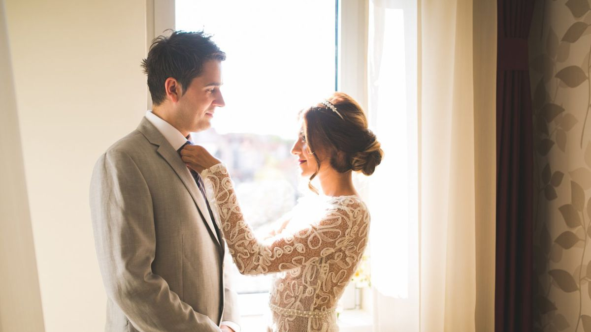 A hotel elopement wedding package isn't all that much different than a traditional hotel...