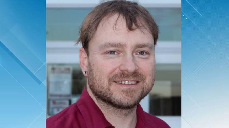 Derek Wray, Salem High School teacher and winner of Harbor Freight Tools for Schools prize