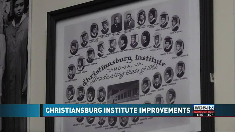 Christiansburg Institute Improvements