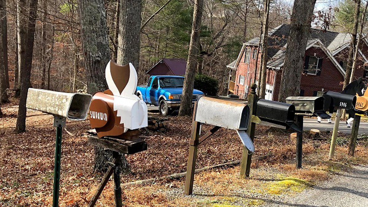 Mail stolen from Southwest Virginia Wildlife Center-Roanoke