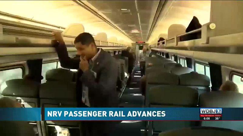 Passenger Rail To NRV