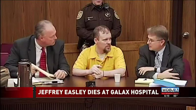 Easley Dies at Galax Hospital