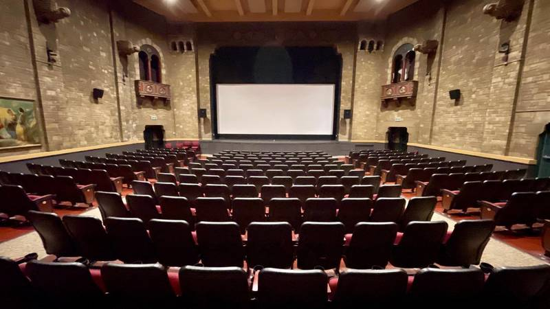 Roanoke's Grandin Theatre is showing first-run movies again, and fans of the theater have...