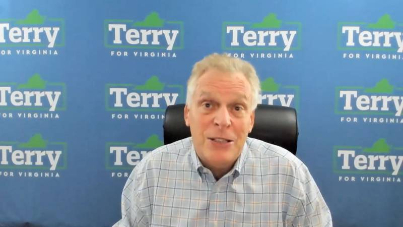 McAuliffe releases plan he says will take Virginia agriculture and forestry to next level.