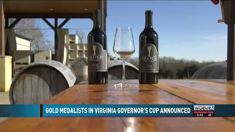 Announcement For Gold Medalists In VA Governor's Cup