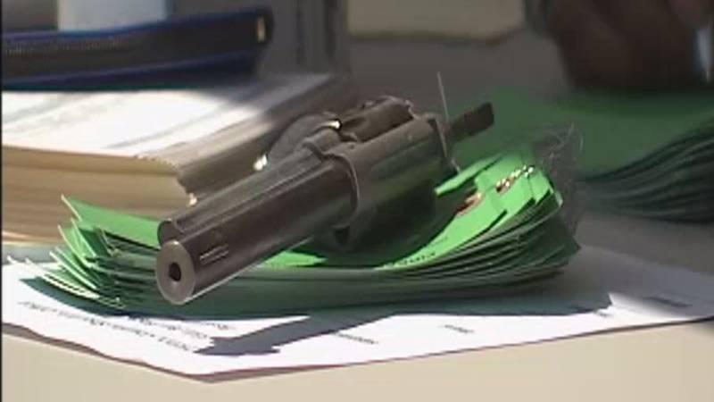 Gun buyback program planned in Roanoke on August 21.
