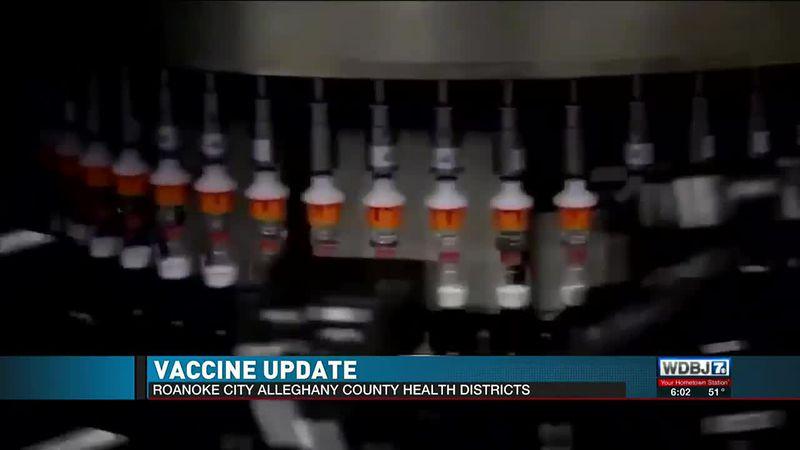 Vaccine Update With RAHD