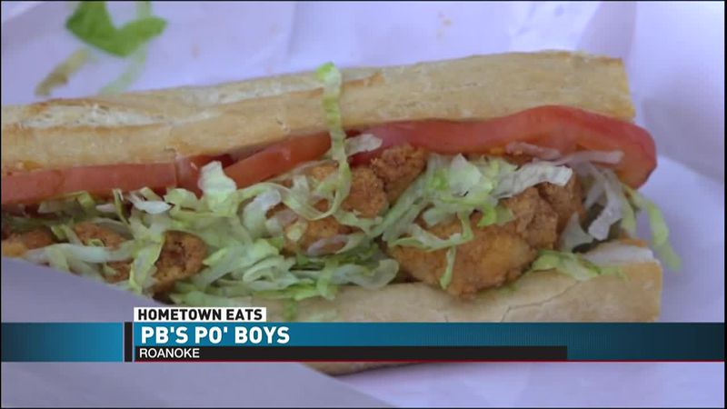 Hometown Eats: PB's Po' Boys