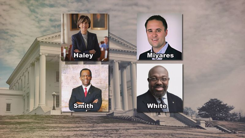 Four Republican are vying for the GOP nomination to run for Virginia Attorney General in...