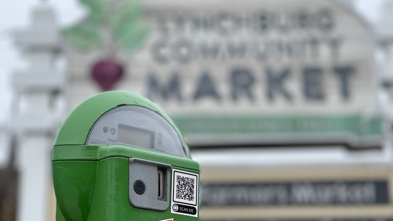 Organizers of Change for Change have repurposed parking meters to raise money for people in need.