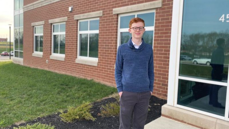 17-year-old Landin Stadnyk from Scott County was elected to serve in public office.