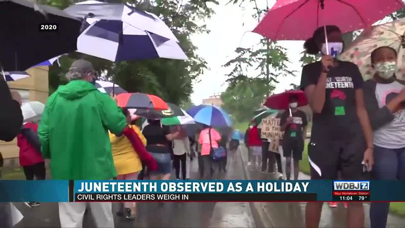 Juneteenth As A Holiday NAACP Roanoke June 2021