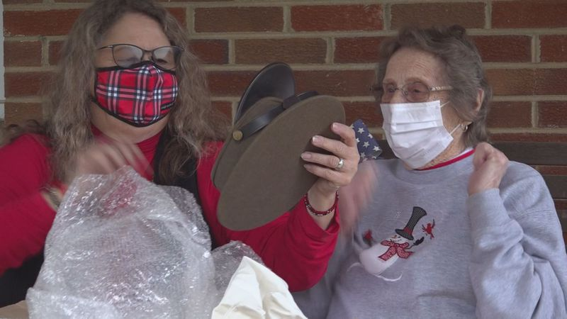 As a follow up story, part two of this cross-country generosity shows how these strangers...