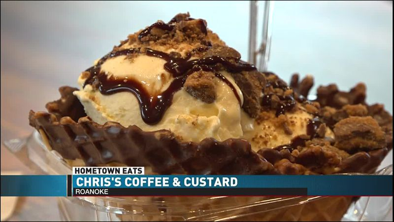 Hometown Eats: Chris's Coffee & Custard