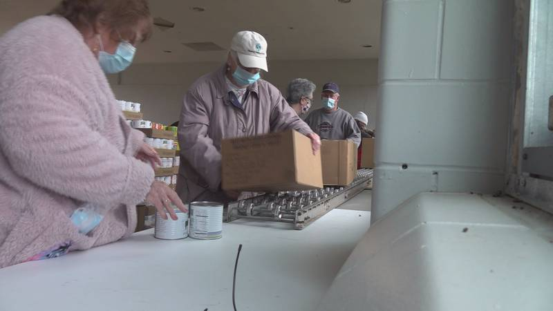 WDBJ7 has been analyzing food insecurity in the region and how COVID has forced creative...