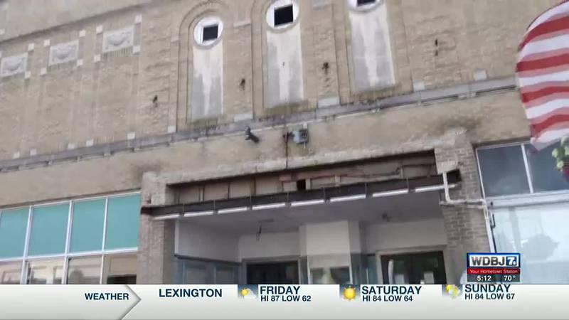Millwald Theatre Renovation