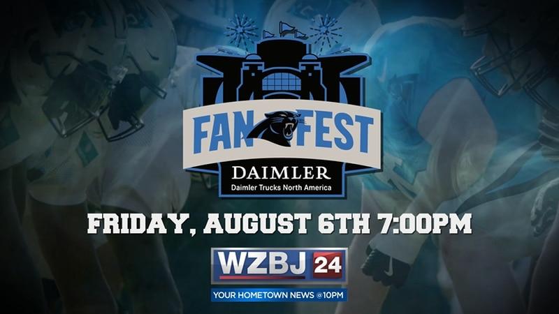 Carolina Panthers Fan Fest