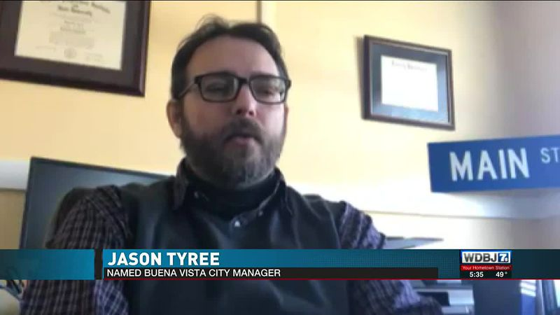Buena Vista Finds New City Manager