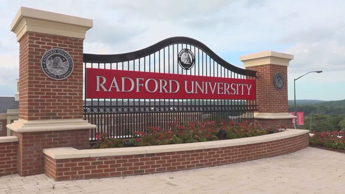The university says it will have graduations on it Radford and Roanoke campuses.