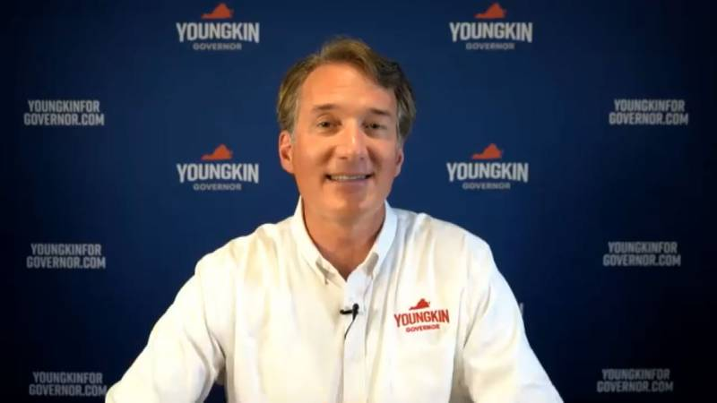 Glenn Youngkin releases plan for Virginia surplus and ARPA funds.