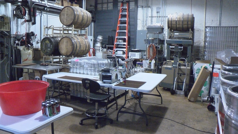 Despite a shortage nationwide, Big Lick Brewing in Roanoke has been able to scrounge a steady...
