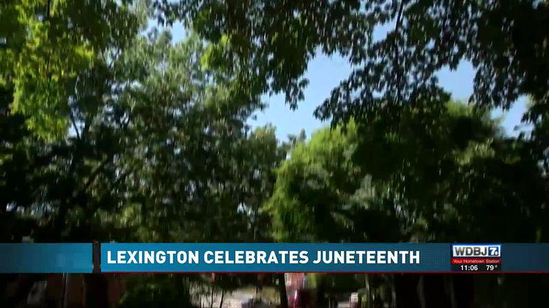 Celebrating Juneteenth Lexington 2021