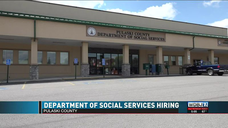 Department of Social Services Hiring