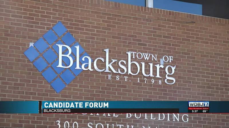 Blacksburg Candidate Forum Preview