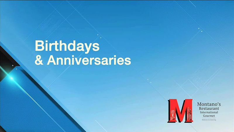 Birthdays and Anniversaries for April 21, 2021