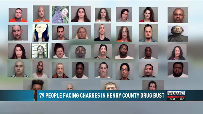 Henry County Drug Bust