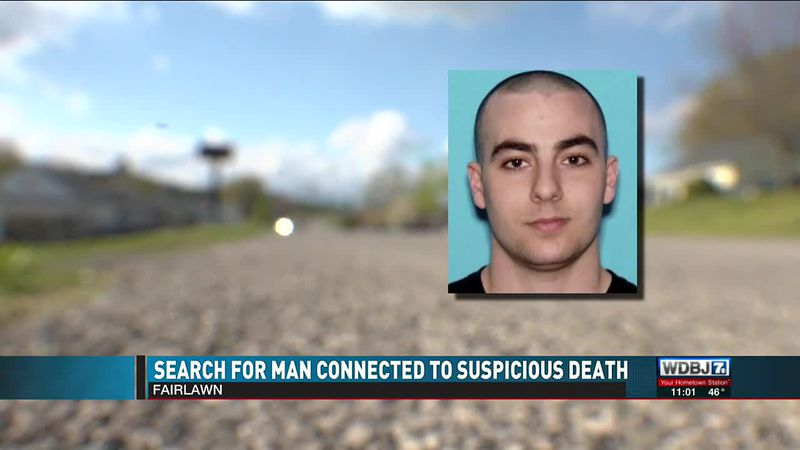 Manhunt on After Woman Found Dead